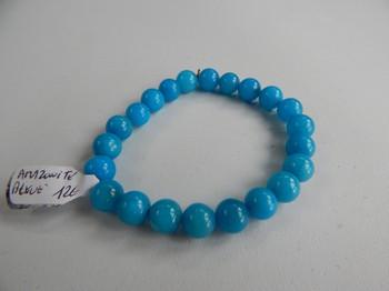 Amazonite bleu