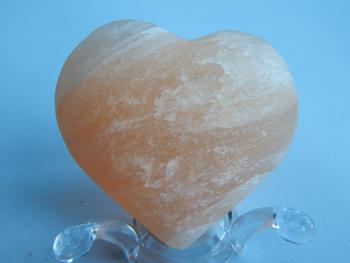 coeur-en-calcite-orange
